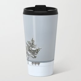 Lonesome Winter Travel Mug
