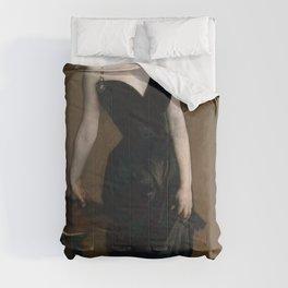 John Singer Sargent - Madame X (Madame Pierre Gautreau) Comforters