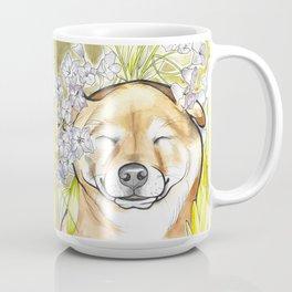 Jay Jay the happy Shiba Coffee Mug