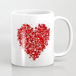 big heart 01 Coffee Mug