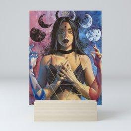 Serena Mini Art Print