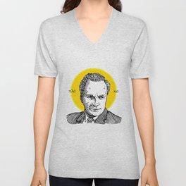 St. Feynman Unisex V-Neck
