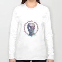 anatomy Long Sleeve T-shirts featuring Anatomy by RAdesigns