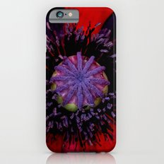 Poppy Heart 3 Slim Case iPhone 6s