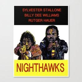 Nighthawks Canvas Print