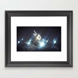 The Luminary Framed Art Print