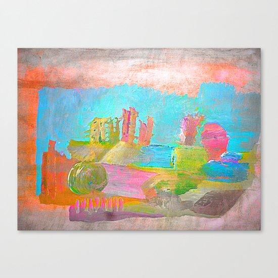 Bj15 Canvas Print