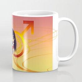 Sailor Mars Coffee Mug