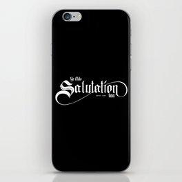 Ye Olde Salutation Inn iPhone Skin