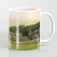 bridge Mugs featuring Bridge by Sébastien BOUVIER
