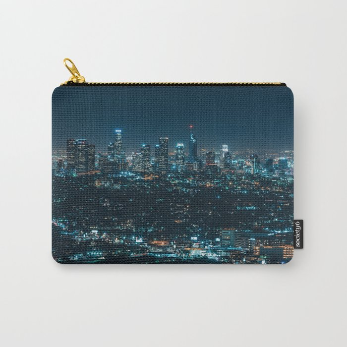 Urban Night Wallpaper Carry-All Pouch