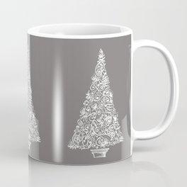 A Christmas tree in New Zealand Coffee Mug