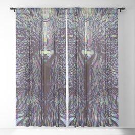 Paradesian Sheer Curtain