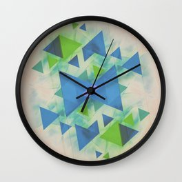 ongoing Wall Clock