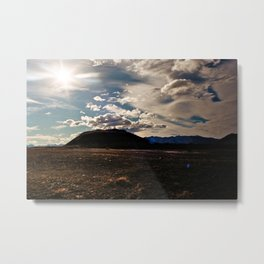 New Zealand: On the Road (6) Metal Print