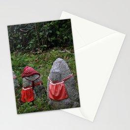 Three Tiny Guardians Stationery Cards