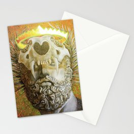 """The Protector"" Stationery Cards"