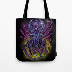 LONG LIVE THE QUEEN (color) Tote Bag