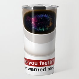 Deadly premonition Travel Mug