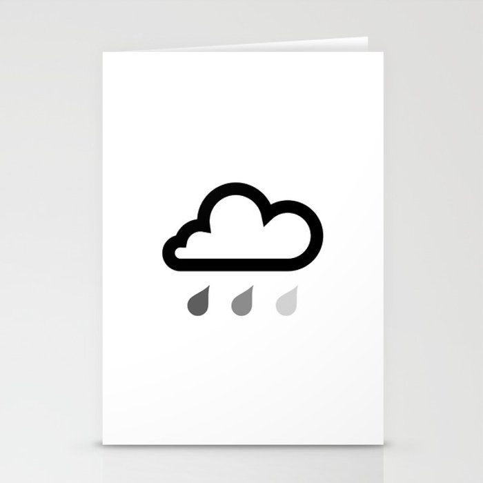 Cloud :) Stationery Cards