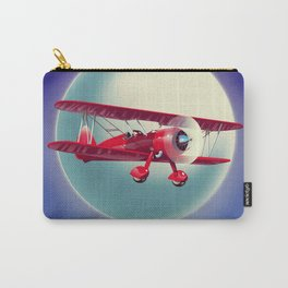 Biplane Carry-All Pouch