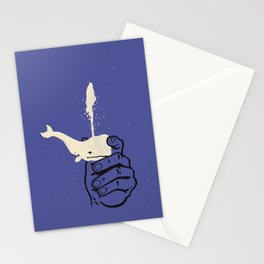 Ahab's Pipe Stationery Cards