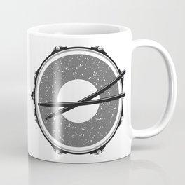 Drum with drumsticks Coffee Mug