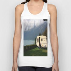 Alpine Lounging Unisex Tank Top