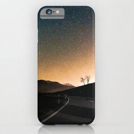 a.m. Adventure iPhone Case