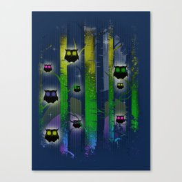 :) Canvas Print