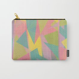 Abstract Geometric Pattern - Sugar Crush Carry-All Pouch