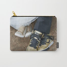 Hitched Kicks Carry-All Pouch