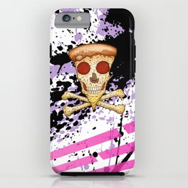 Skull Slice I iPhone Case