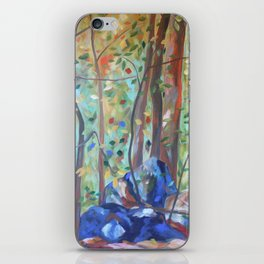 Lean Into the Beauty II iPhone Skin