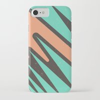 vendetta iPhone & iPod Cases featuring vendetta by Celery Woulise