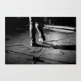 Szaja Happy Feet Canvas Print
