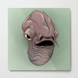It's A Trap (Still) Metal Print