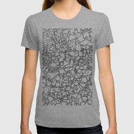 Winter Creeper Line Art T-shirt