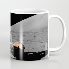 Apollo 17 - Moon Buggy Coffee Mug