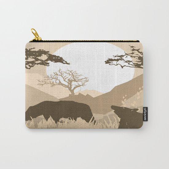 My Nature Collection No. 63 Carry-All Pouch
