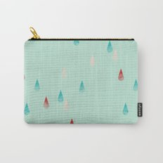 Raindrop Repeat Carry-All Pouch