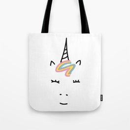 my Kid's Unicorn Tote Bag