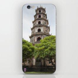 Thien Mu Pagoda iPhone Skin