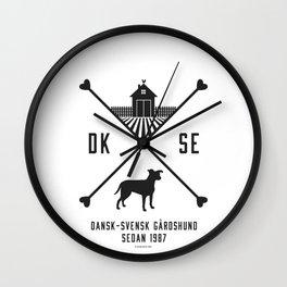 Since 1987 - black Wall Clock