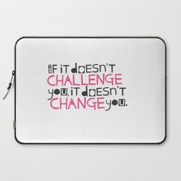 Challenge Laptop Sleeve