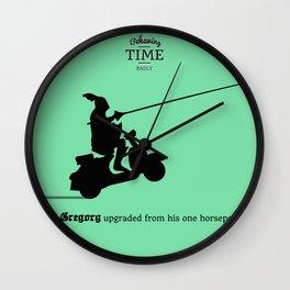 Sir Gregory Wall Clock