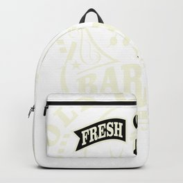 Old Classic Barber Shop - Fresh Fades Backpack