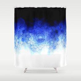Mandala Breeze Shower Curtain