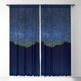 Sierra Madre Dusk Mountain Blackout Curtain