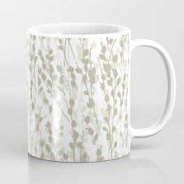 Pussywillow Pattern — Warm Coffee Mug